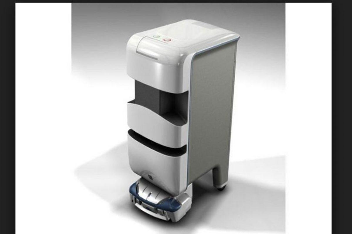 Aethon TUG es un sistema automatizado que permite con facilidad mover suministros como medicamentos, ropa y alimentos de un espacio a otro. Foto:Aethon. Imagen Por: