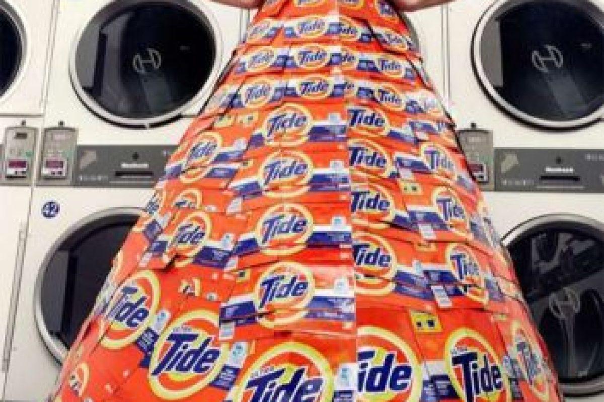 Este hecho con cajas de detergente. Foto:vía Getty Images. Imagen Por: