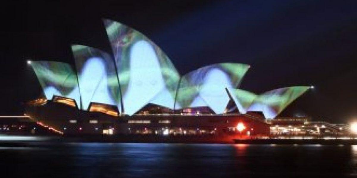En galería: Conoce Vivid Sydney, el festival de luz más grande del mundo