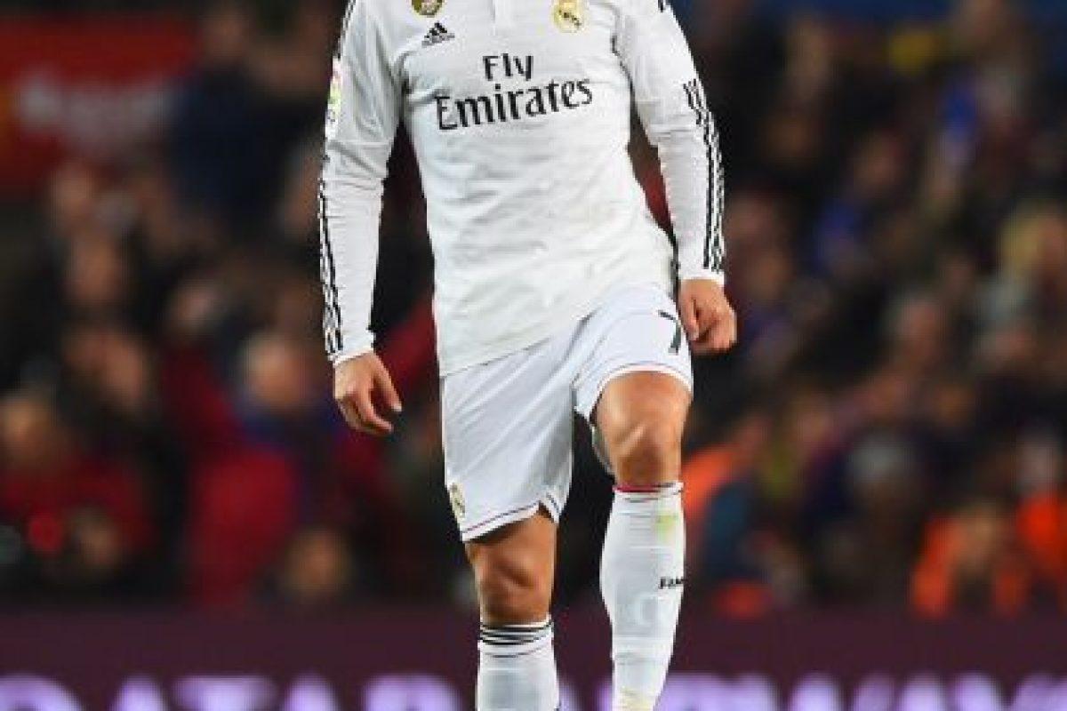 Sin embargo, el deseo de Cristiano es mantenerse en el Real Madrid. Foto:Getty Images. Imagen Por: