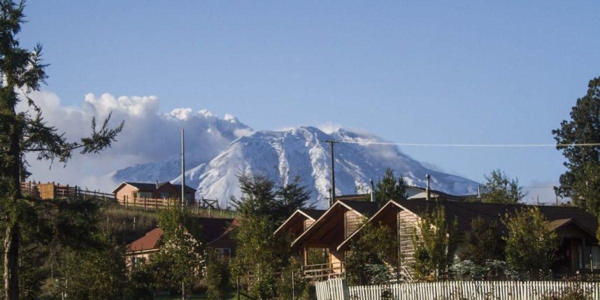 Calbuco: mantienen alerta volcánica en nivel Naranja
