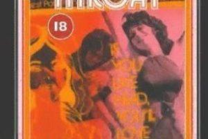"""4.- En 1972, se estrenó la cinta porno más famosa: """"Deep Throat"""" Foto:IMDB. Imagen Por:"""
