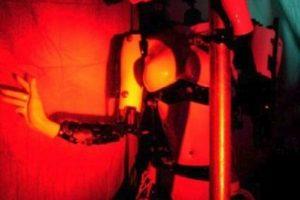 """""""Peepshow"""" es un concepto inventado por el artista Giles Walker Foto:Giles Walker. Imagen Por:"""