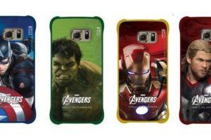 Foto:Samsung / Marvel Comics. Imagen Por:
