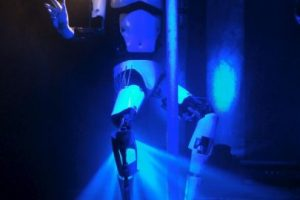 """Fue presentado en la exposición """"Mutan Brain"""" de 2007 en Londres, Inglaterra Foto:Giles Walker. Imagen Por:"""