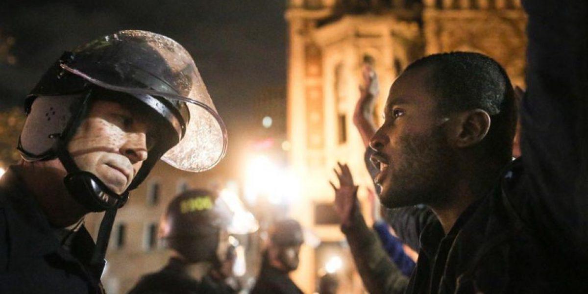 Protestas en EEUU tras la liberación del policía que mató a dos afroamericanos