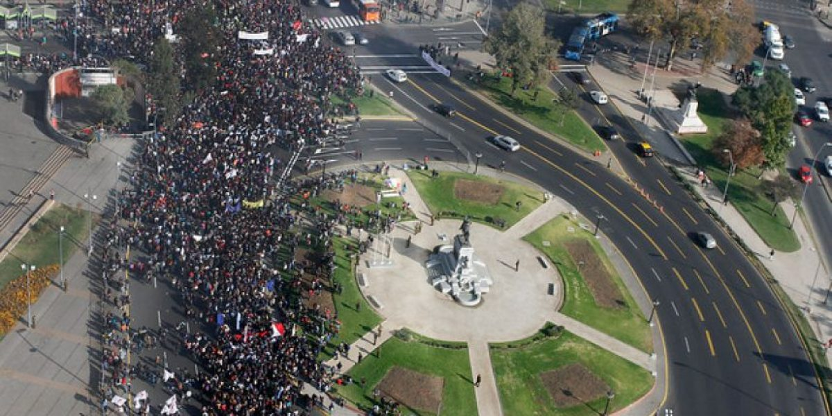 Confech y Cones convocan a nueva marcha estudiantil nacional