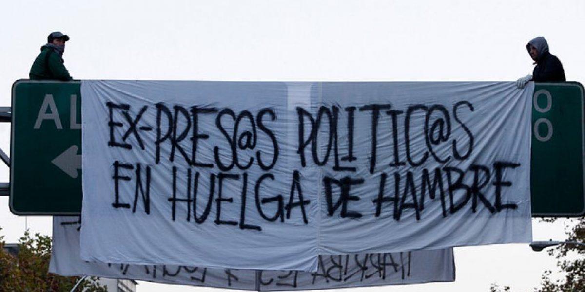 Terminó huelga de hambre: ex presos políticos y Gobierno forman mesa