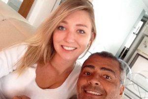 Romario mantiene una relación con Dixie Pratt Foto:Vía instagram.com/dixiepratt. Imagen Por: