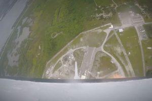 La prueba de la cápsula Crew Dragon de la empresa SpaceX fue un éxito Foto:SpaceX. Imagen Por: