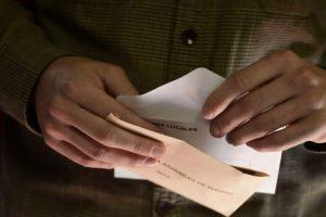 5. A pesar del cambio, disminuyó la participación de los electores Foto:AFP. Imagen Por: