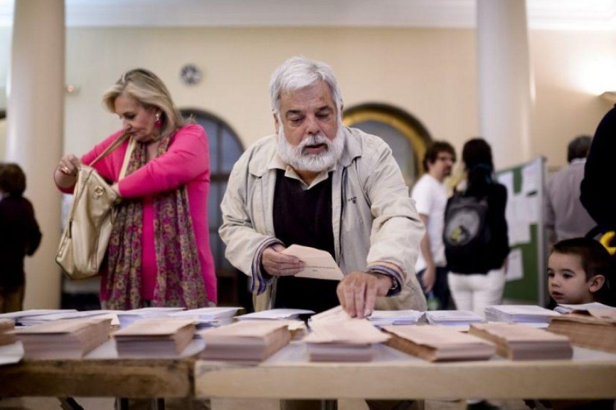 La participación se redujo del 66.16% en 2011 al 64.93 en 2015. Foto:AFP. Imagen Por:
