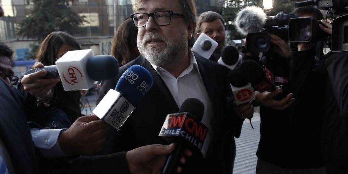 Turner despidió con elogios a Jaime de Aguirre de Chilevisión