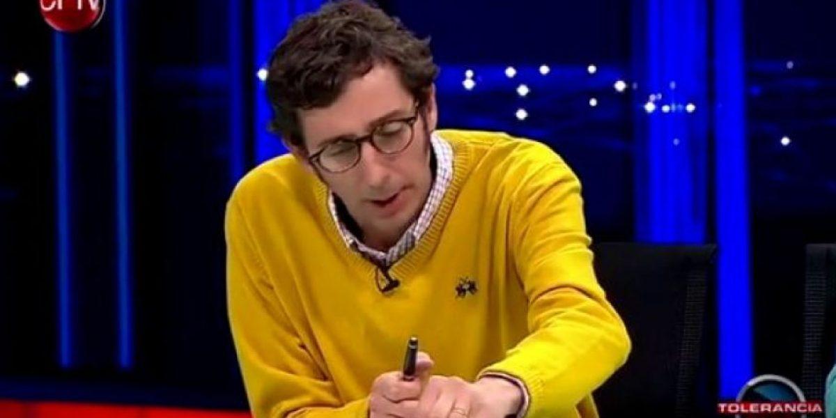 Matías del Río llora en Twitter la salida de Jaime de Aguirre