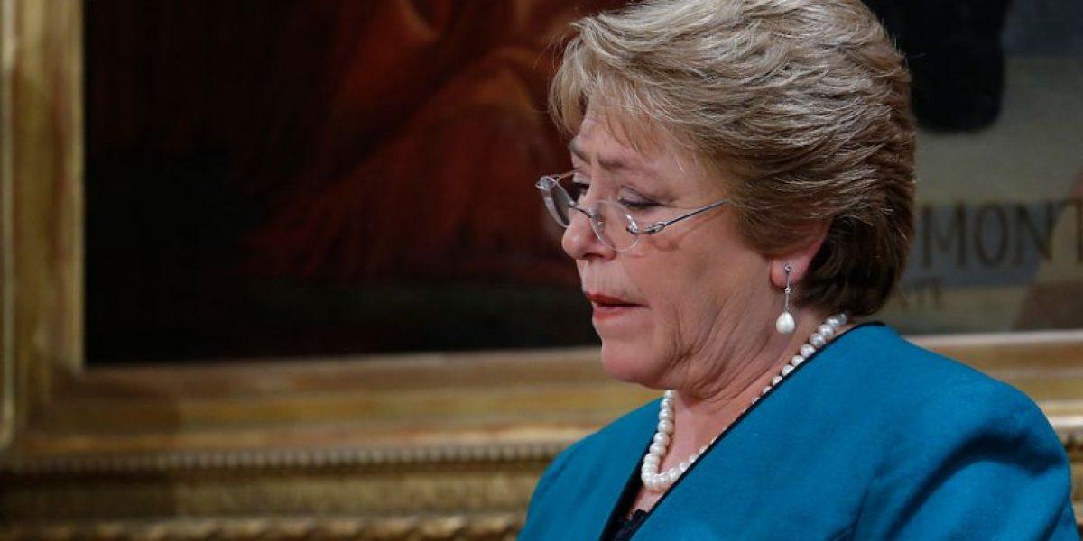 Redoblan seguridad tras amenaza de Estado Islámico a Bachelet