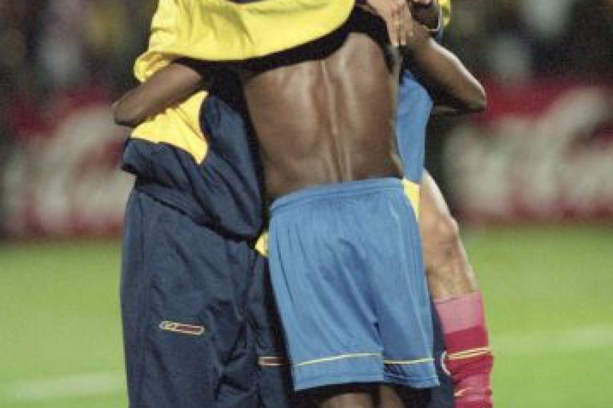 La Selección Colombia venció a México en la final de 2001 Foto:Getty Images. Imagen Por: