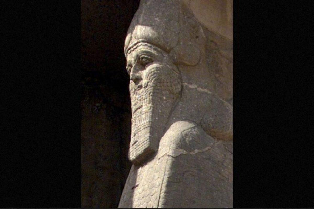 8. Destrucción del Patrimonio de la Humanidad Foto:AFP. Imagen Por:
