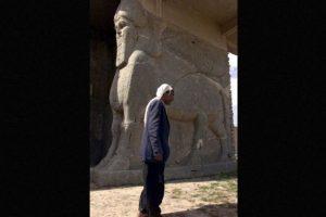 """En su """"limpieza"""" para establecer el Califato, ISIS ha destruyó el Museo Nacional de Irak y edificaciones de la época asiria. Además, destruyó la ciudad de Nimrud, en la que existían edificaciones del siglo XIII. Foto:AFP. Imagen Por:"""