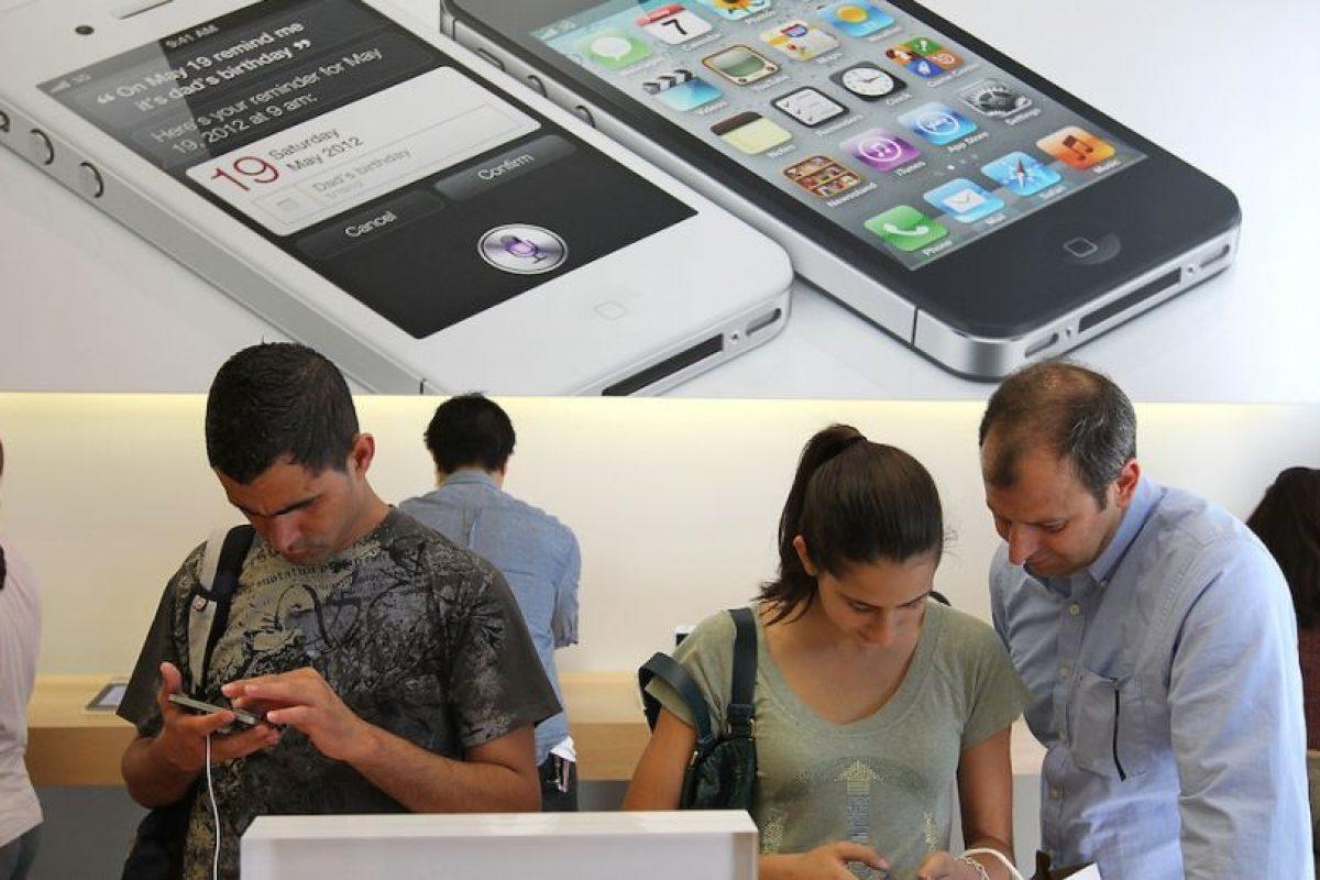 7) Problemas por la versión de iOS Foto:Getty Images. Imagen Por: