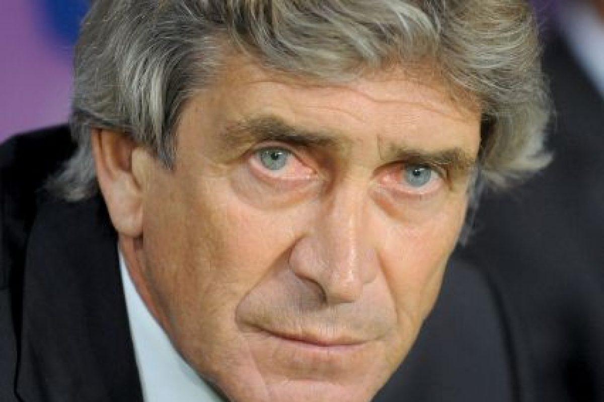 7. Manuel Pellegrini Foto:Getty Images. Imagen Por: