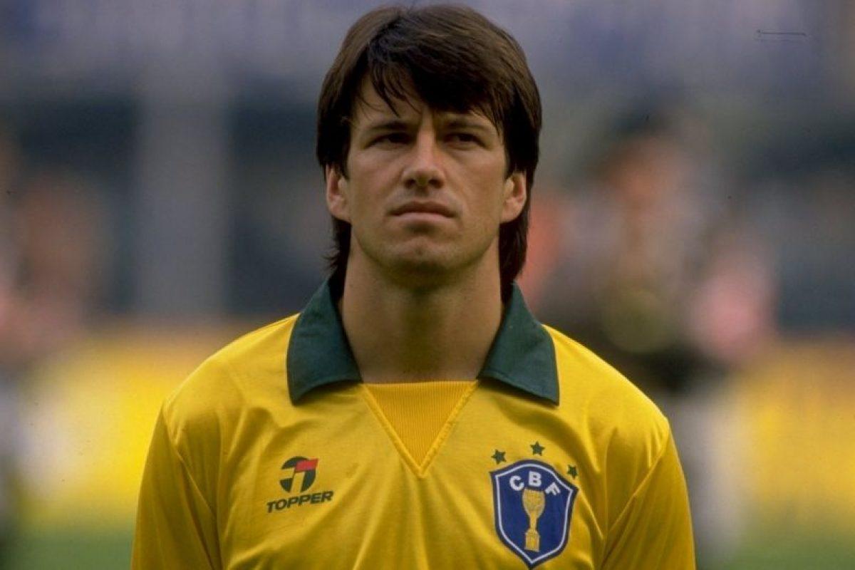 Brasil levantó la Copa en 1989, con Dunga en el plantel Foto:Getty Images. Imagen Por: