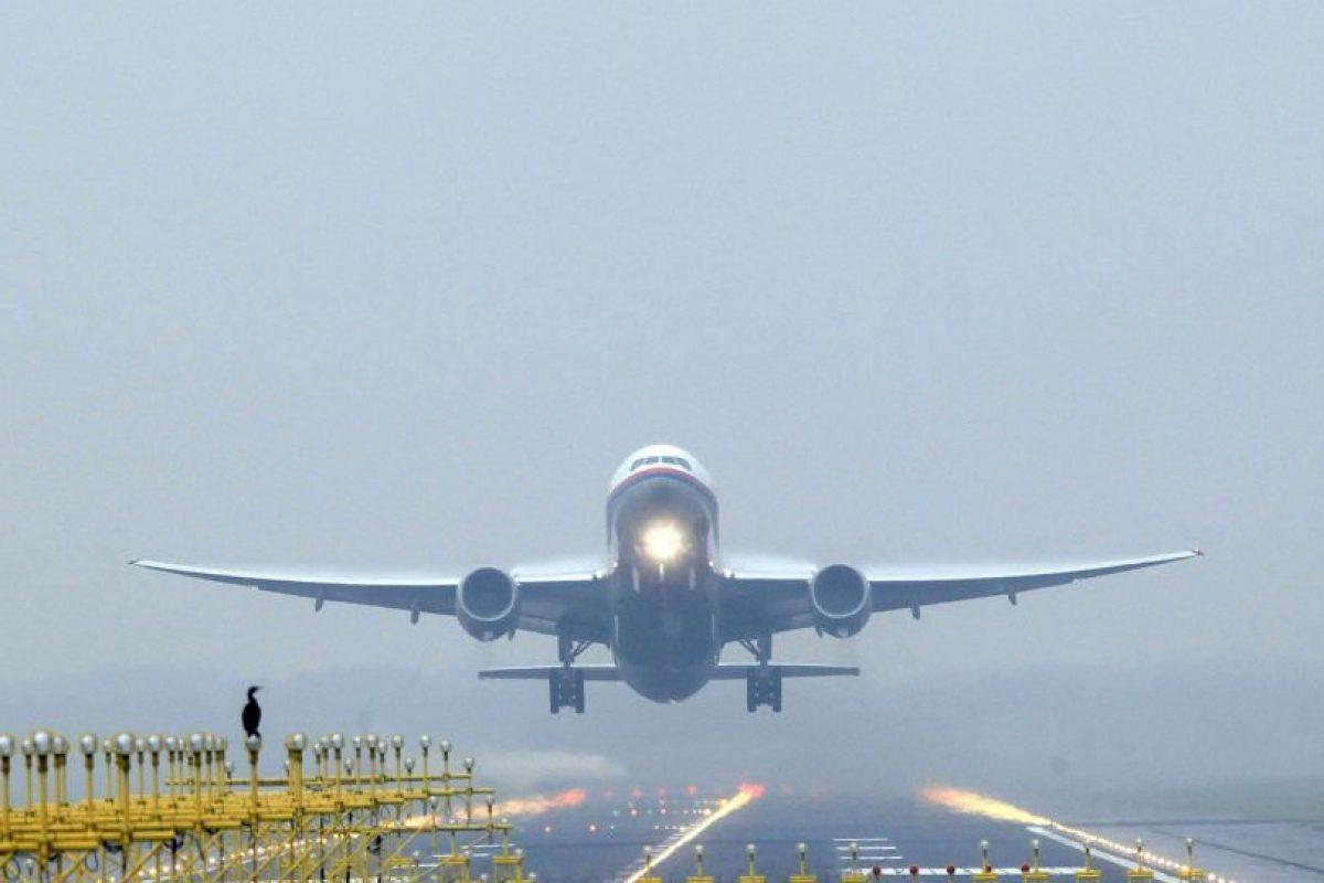Sin ningún incidente el avión despegó y no tuvo ninguna complicación. Foto:Getty Images. Imagen Por:
