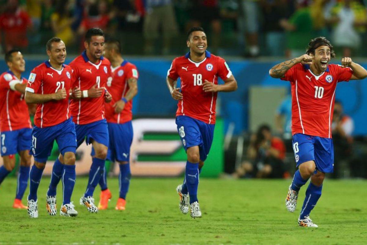 Chile busca su primera estrella Foto:Getty Images. Imagen Por:
