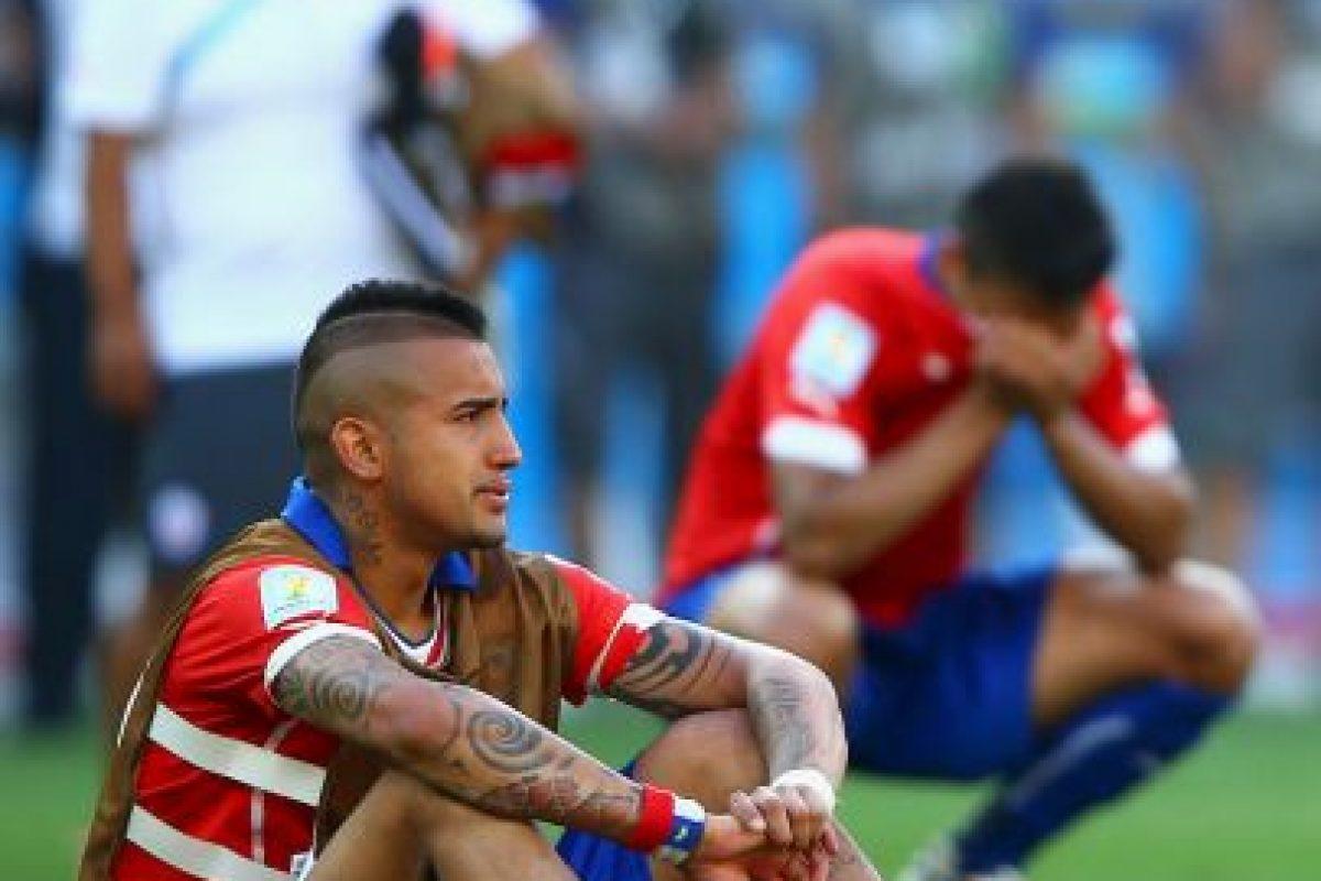 Son una de las tres selecciones que nunca levantaron la Copa Foto:Getty Images. Imagen Por: