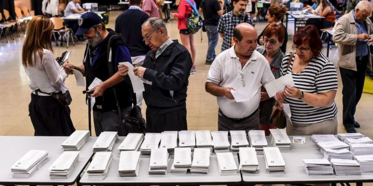 Elecciones en España: El Partido Popular del presidente Mariano Rajoy pierde fuerza