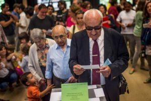 Así transcurrieron las elecciones municipales y regionales Foto:Getty Images. Imagen Por:
