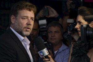 El actor lamento la muerte del premio Nobel, John Nash Foto:Getty Images. Imagen Por: