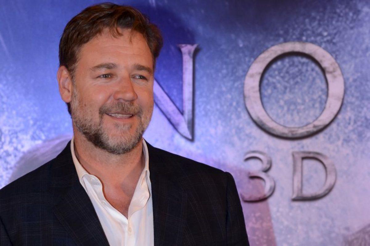 El verdadero nombre del actor es Russell Ira Crowe y nació en Wellington, Nueva Zelanda, el 7 de abril de 1964 Foto:Getty Images. Imagen Por: