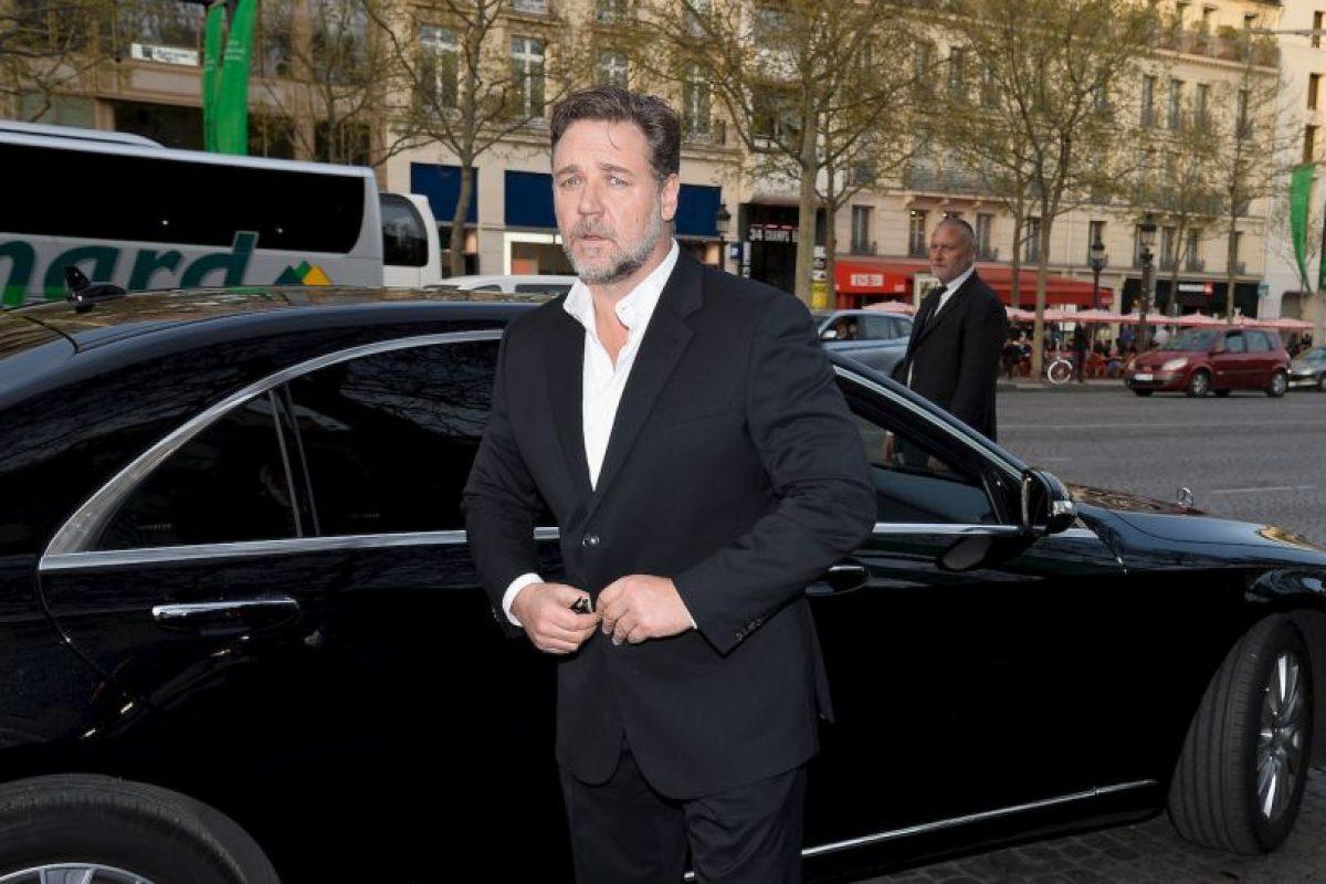 """Ganó el Oscar por la película """"Gladiator"""" Foto:Getty Images. Imagen Por:"""