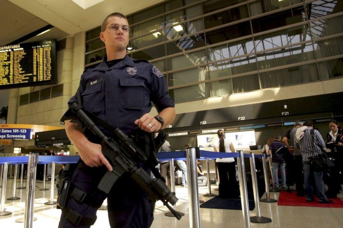 Pero no se encontró ninguna amenaza. Foto:Getty Images. Imagen Por: