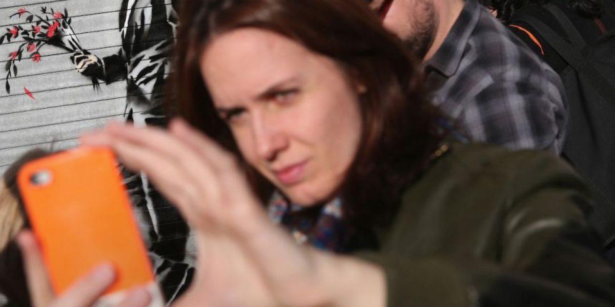 Mujer se disparó mientras se tomaba un selfie