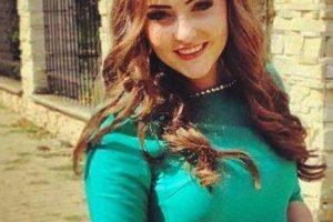 Esta era Anna Ursu, la joven rumana que murió electrocutada por intentar tomarse un selfie arriba de un tren, el 13 de mayo pasado Foto:facebook.com/ursu.anna.9. Imagen Por: