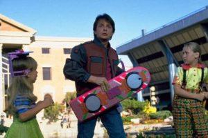 """La primera idea se dio en la segunda entrega de la saga de películas """"Volver al Futuro"""" Foto:Universal Pictures. Imagen Por:"""