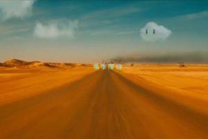 Las nubes y las cajas de sorpresas también se añadieron Foto:Kris Sundberg/YouTube. Imagen Por: