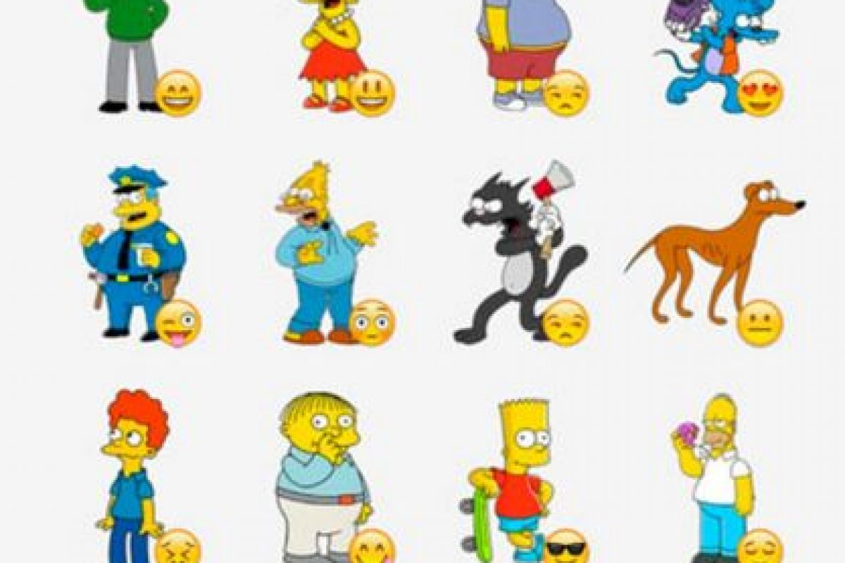 Los Simpson Foto:Telegram. Imagen Por: