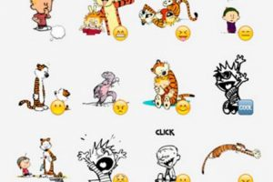 Calvin & Hobbes Foto:Telegram. Imagen Por: