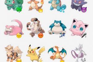 Pokémon Foto:Telegram. Imagen Por: