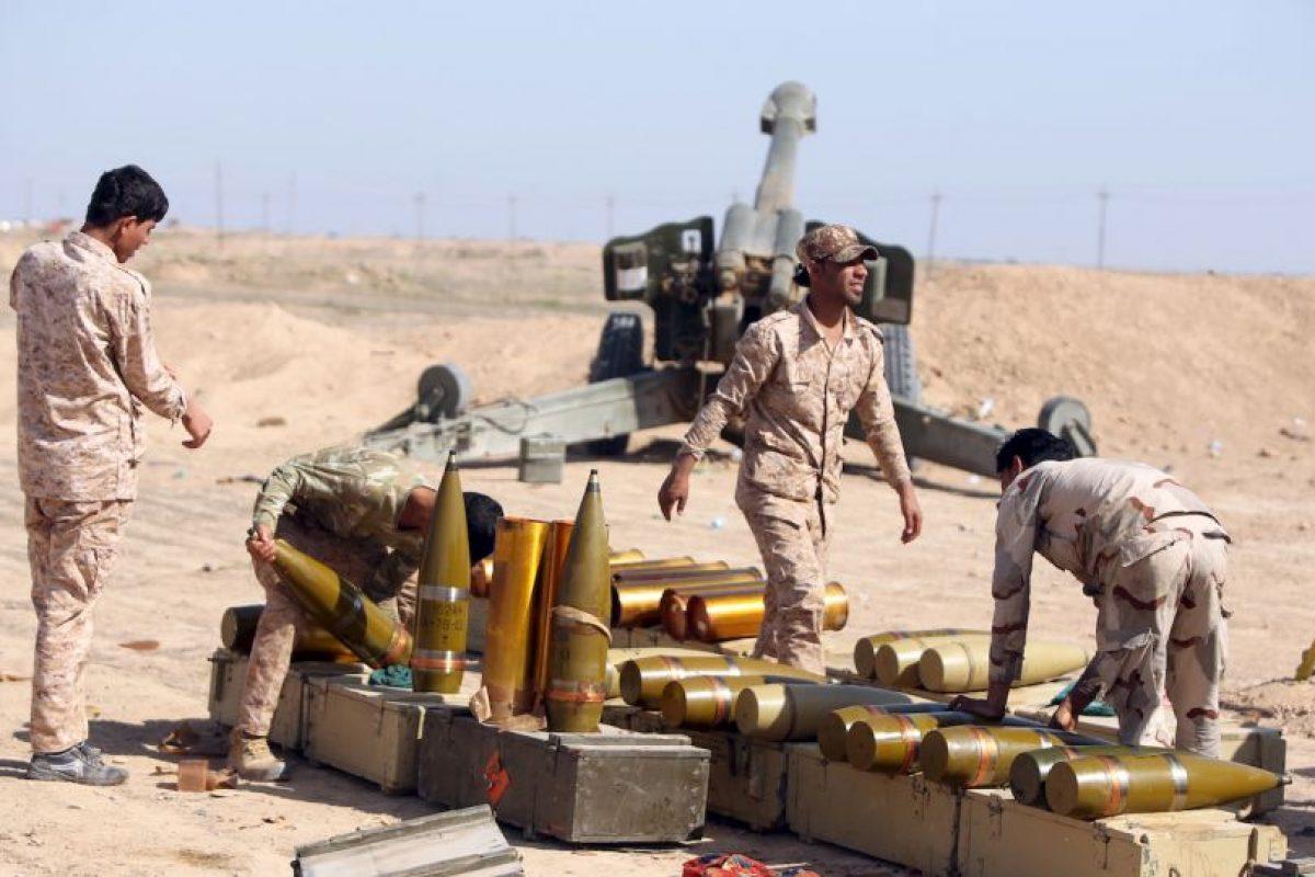 4. De acuerdo a CNN, ISIS gana diariamente de uno a dos millones de dólares. Foto:AFP. Imagen Por: