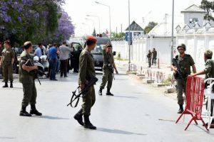 Un tiroteo en un cuartel militar dejó a siete militares muertos. Foto:AFP. Imagen Por: