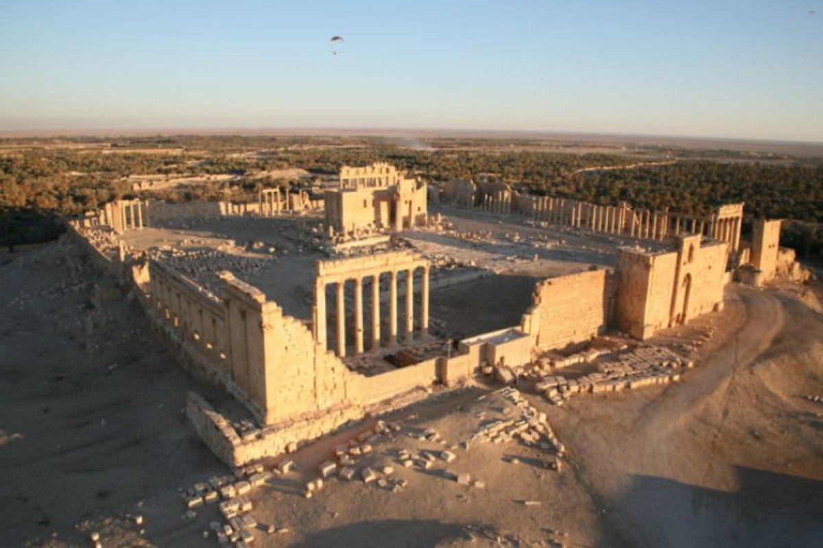 Fue declarada como Patrimonio de la Humanidad por la UNESCO. Foto:AFP. Imagen Por: