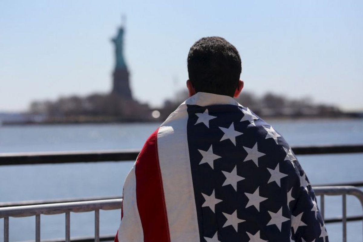4. Se estima que en Estados Unidos viven 11 millones de indocumentados. Foto:Getty Images. Imagen Por:
