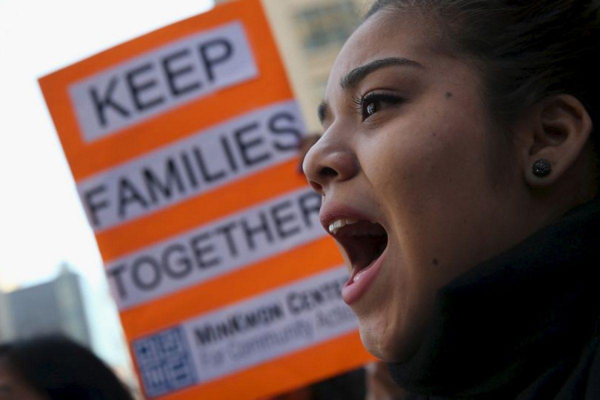 2. En febrero la orden fue detenida. Foto:Getty Images. Imagen Por: