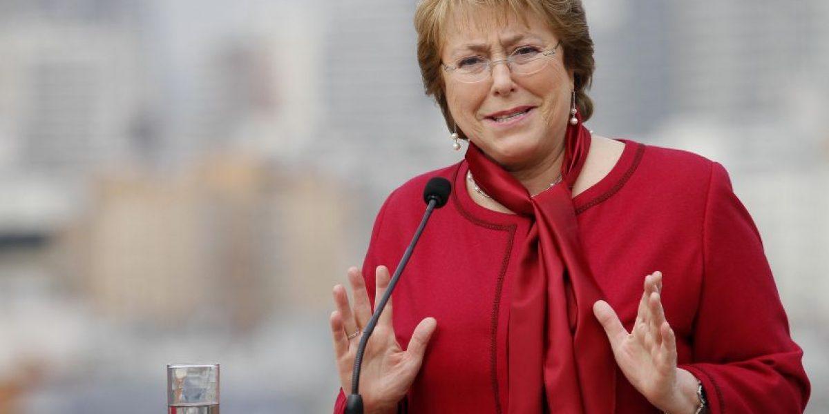 Bachelet figura entre las 100 mujeres más poderosas del mundo