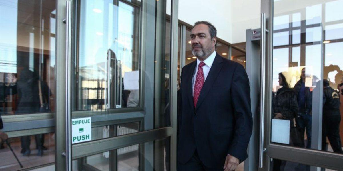 Piden 9 años de cárcel para senador Carlos Bianchi