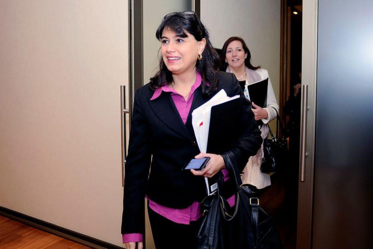 Derecho de la PUC Foto:Agencia Uno. Imagen Por: