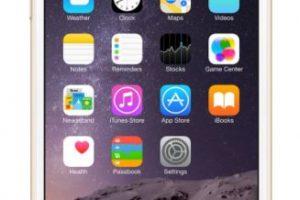 En septiembre de 2014 presentó el iPhone 6 y iPhone 6 Plus. Foto:Apple. Imagen Por: